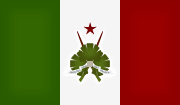 Flagge von Wolfenstein